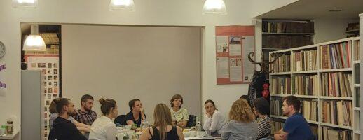 Održana projektna radionica o metodološkim aspektima istraživanja i radni sastanak