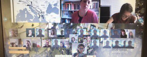 EASA 2020: izlaganja Romane Pozniak i dr. sc. Marijane Hameršak